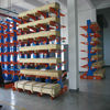 Cantilever Rack Type and Heavy Duty Scale cantilever rack exported to Saudi Arabia Standard