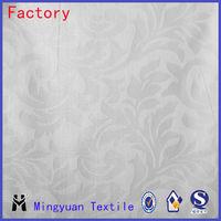 100% cotton jacquard style fabric