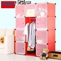 Pretty decoração de móveis para casa tipo e cor vermelha guarda-roupa quartos