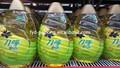 bis zu 10 Farben druck schrumpfschlauch label für kunststoff Öl eimer