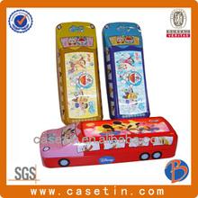 car style cheap pencil cases/cute cheap pencil cases