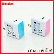 2014 New! usb output power wall charger Suit for America, Japan