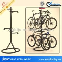 double deck bicycle rack