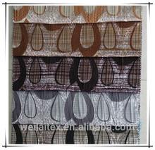 Hot sell!Decorative jacquard curtain fabric,jacquard fabric