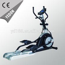 Elliptical bike with two way magnetic wheel body equipment