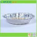 Cospel de Aluminio desechable Foil Plato de China