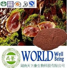 Triterpenes 6%- 8%/Reishi mushroom extract/Anti-bacterial