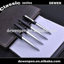 Hot sale latest style twist metal ball-point pen