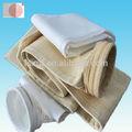 Fabricante de filtros provee bolsa con filtro colector de polvo de cemento de alta calidad, bolsa filtro para polvo de cemento