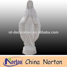 religious statue, Marble religious statue NTMS016