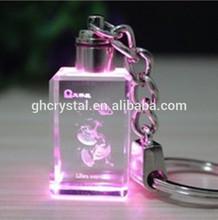 Pink unique crystal constellation Keychain