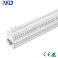 5w T5 led tube light 90-260V led fluorescent tube 1feet t5 led tube light microscope led ring light