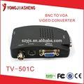 Cctv video converter, bnc a vga
