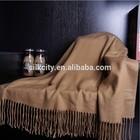 Pure 100% Wool Scarf Custome Pashminas Shawl