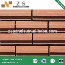 60x240mm color combination exterior ceramic wall cladding tiles