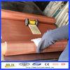 suprising quality!!!rfi copper mesh/pure copper grid/craft copper wire mesh(supplier)