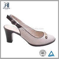 Sexy high heel slingbacks lady shoe women shoe