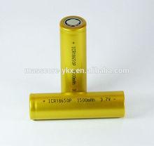 3.2V Nominal Voltage and Li-Ion,lifepo4 Type 18650 lithium ion cell,akumulator li-ion 18650