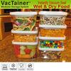 VacTainer vacuum sealed container storage