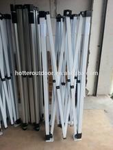10 x 15 gazebo de acero / surgen el gazebo ferial / EZ pop up canopy gazebo