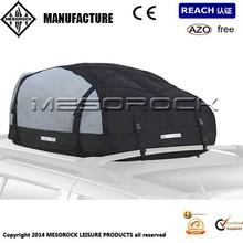 Car Top Bag Carrier Cargo Roof Luggage Rack Rooftop Storage Waterproof Travel