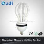 Flourescent Lotus energy saving bulb 65-105W