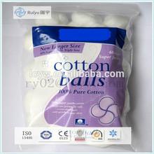 water absorbing balls medical cotton balls