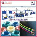 china máquina extrusora de plástico para fabricação de cabos isolados