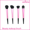 High quality luxury makeup brush set,sedona contour brush set with free sample,face powder makeup brush set