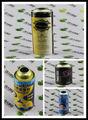 aerosol vacío puede