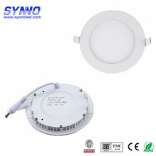 High Brightness Small 3/6/9/12/15/18W Round LED Panel Light for germany suppliers