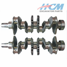 Forged Steel Engine Crankshaft For Yanmar 4TNE94