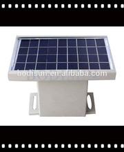waterproof solar ultrasonic bird repeller/repellent for scaring birds/ sparrow/ crow