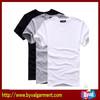 Wholesale Round Neck Short Sleeve Plain T-shirts Cotton Bulk Blank T-shirts