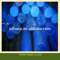 abrasion resistant colorful uhmwpe plastic rod manufacturer