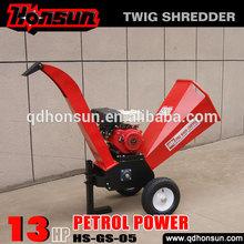 Australia quality CE EPA approved Honda engine garden tool super wood shredder machine for sale