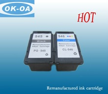 hight quality products pg-545 cl-546 for canon inkjet cartridge