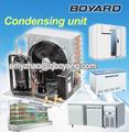 rotary compresseur frigorifique hermétique unité de condensation frigorifique pour le camion de transport de congélation et congelés