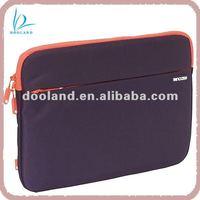 Fashion nylon book laptop sleeve