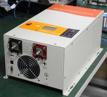 CE approved wind and hybrid solar inverter, Single phase 220v solar inverter, saving 20% panels