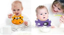 FT-23-11 New design Silicone baby bibs / waterproof baby bibs/wholesale baby bibs