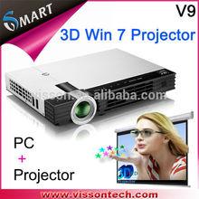 Vissontech new hot selling V9 led projector 1920x1080