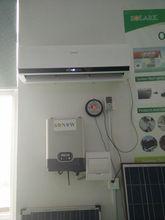 8Excellent SONOW Hybrid solar air conditioner price , cooling capacity 11000btu
