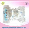 desechables 2014 bebés de pañales en balas fabricante en china