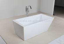 CE/CUPC Hot style acrylic freestanding bathtub in bathroom JL606