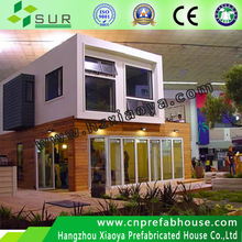 Luxury Steel Prefabricated Villa