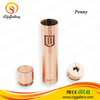 Hot selling mechanical mod copper penny mod clone magnet mod copper penny