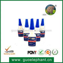 Surface insensitive Instant bond glue 401