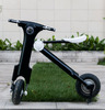High strength aluminium alloy body Folding Electric Scooter with patented design, Lithium battery and CE Rohs FCC certificates