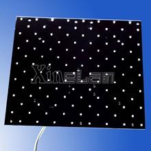 2014 new style wholesale square LED panel light 500x500 Bi-color